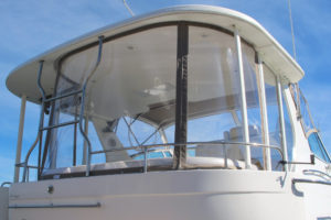 Boat Enclosure windows