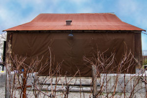 barn enclosure side panels