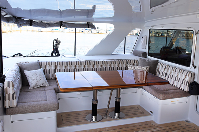 The Almighty Boat Cushion: A guide to boat cushion fabrication, foam, fabric, fit & style!